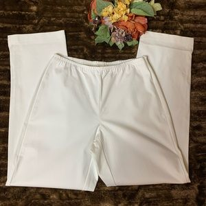 Eileen Fisher 95% Organic Cotton NWT Ankle Pants